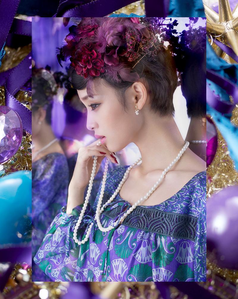 2014AW:カタログ&雑誌M-girlタイアップ(MODEL:剛力彩芽)
