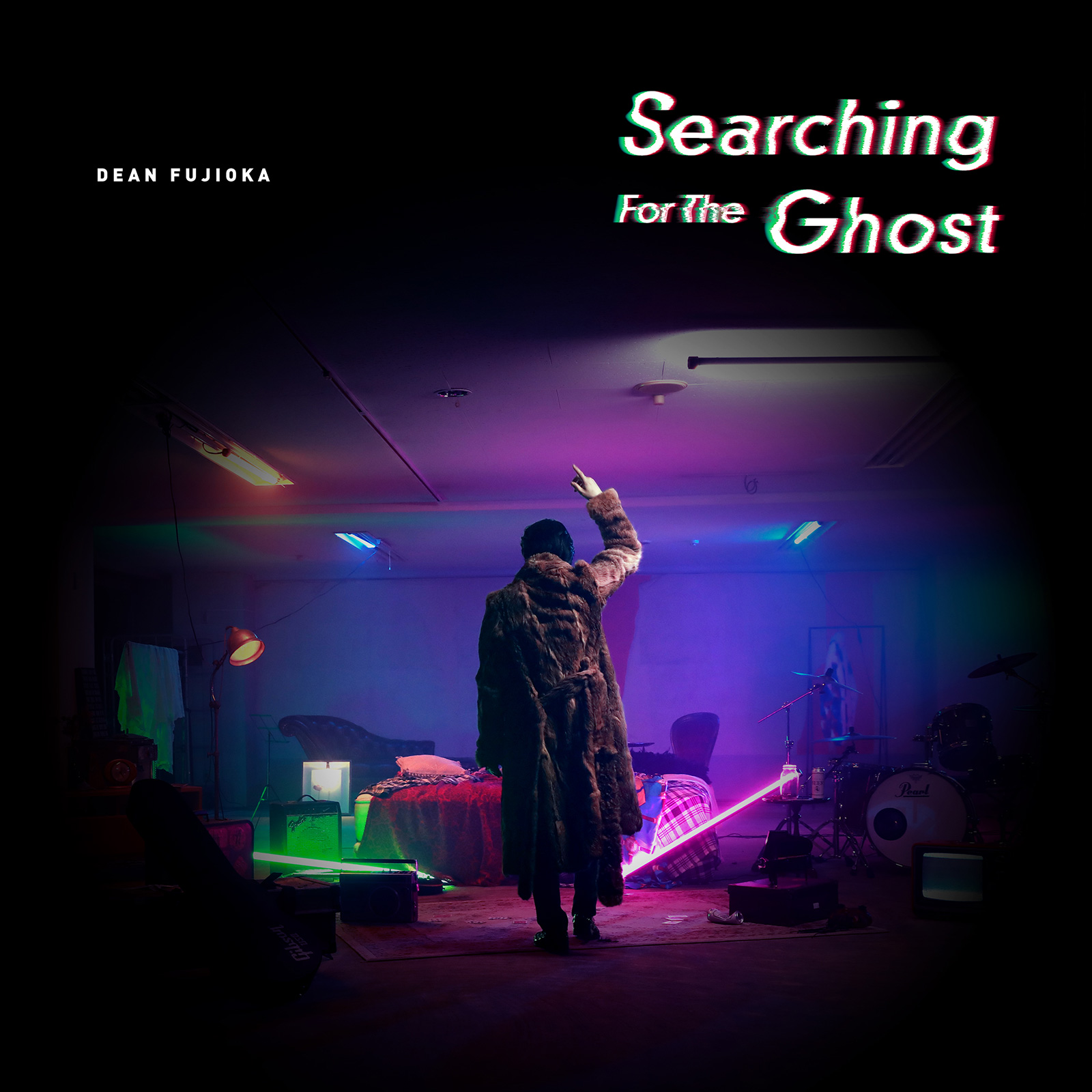 【Searching For The Ghost】